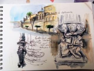 Carnet de voyage à Palerme